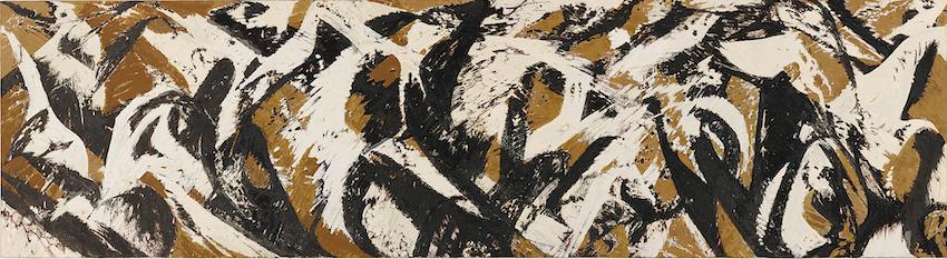 Lee KRASNER《Moontide》1961 <br /> ©2020 Lee Krasner /ARS, New York /JASPAR, Tokyo C3379