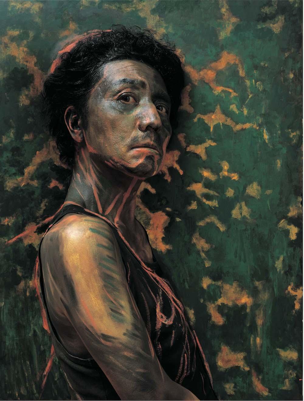 MORIMURA Yasumasa《Self Portrait / Youth (Aoki) 》2016/2021, collection of the artist