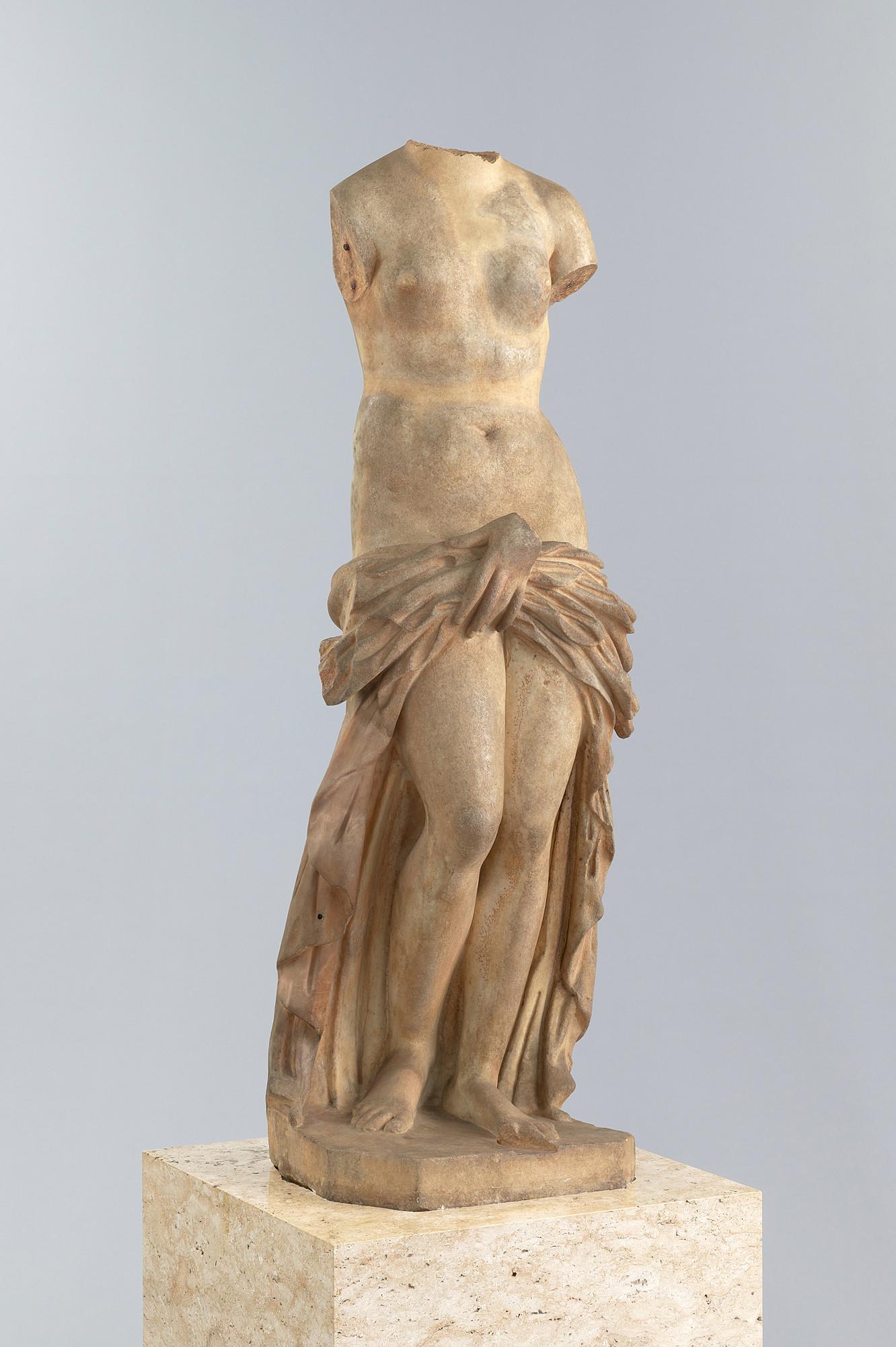 ギリシア《ヴィーナス》ヘレニズム時代(紀元前323-30年)