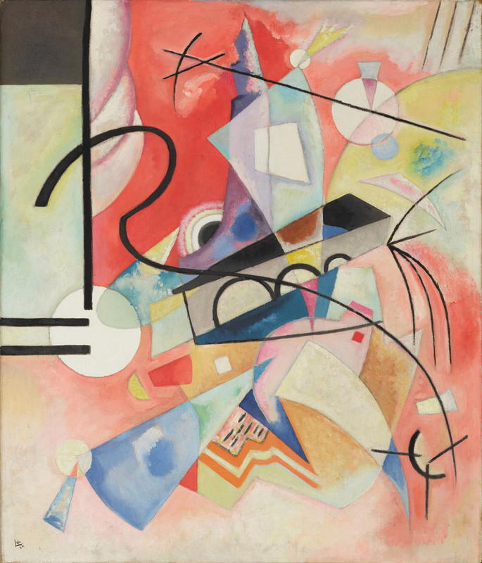 西洋近代美術と戦後美術