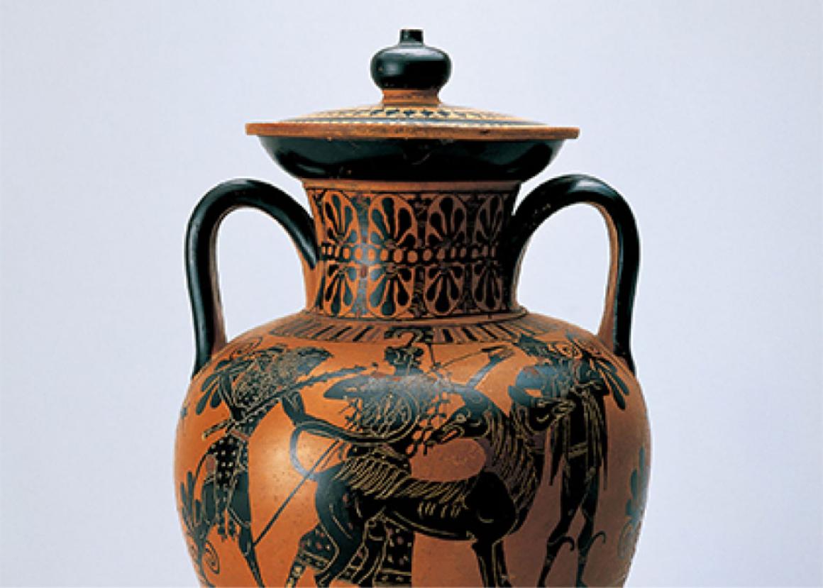 古代オリエントとギリシア・ローマ美術